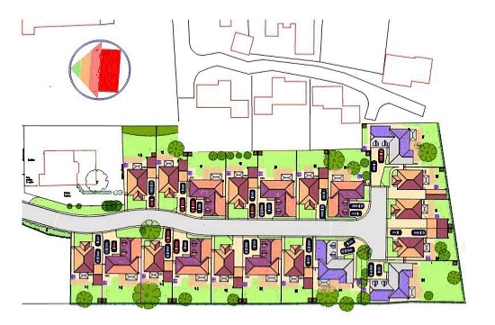 Spire View Layout